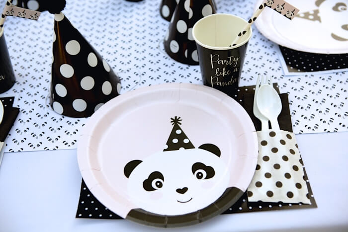 Fiesta Tematica Infantil De Pandas Fiestas Y Cumples