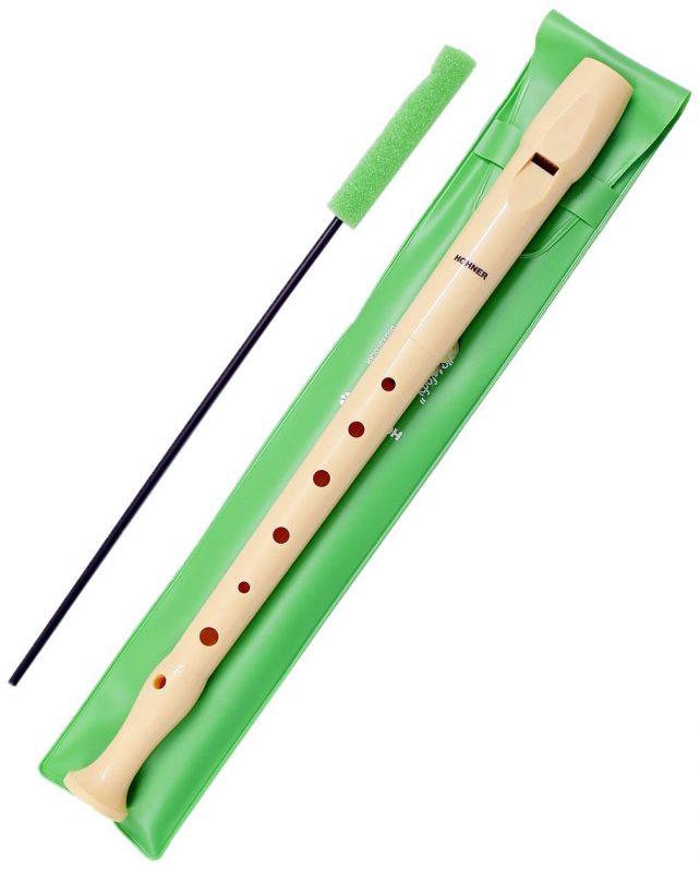 flauta dulce vuelta al cole