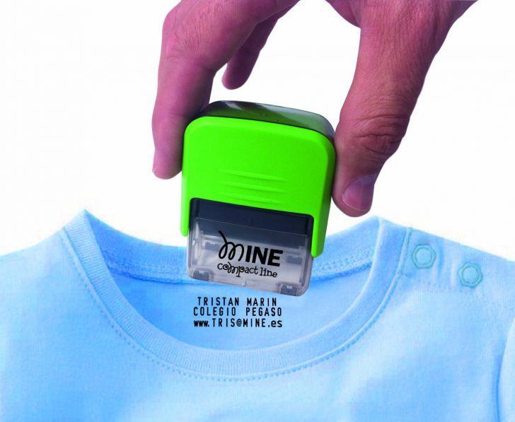 marcador de ropa vuelta al cole