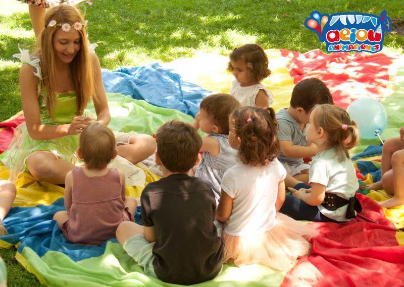 Animaciones para Fiestas Infantiles a Domicilio