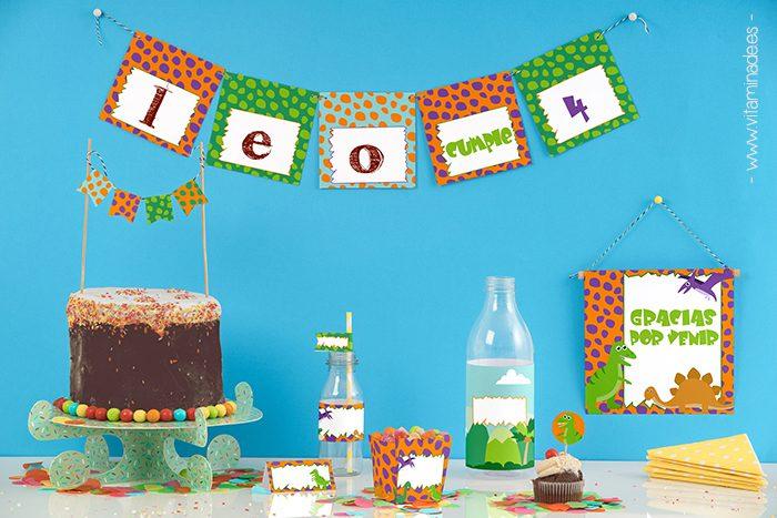 Cumpleaños y fiestas cargados de Vitamina D