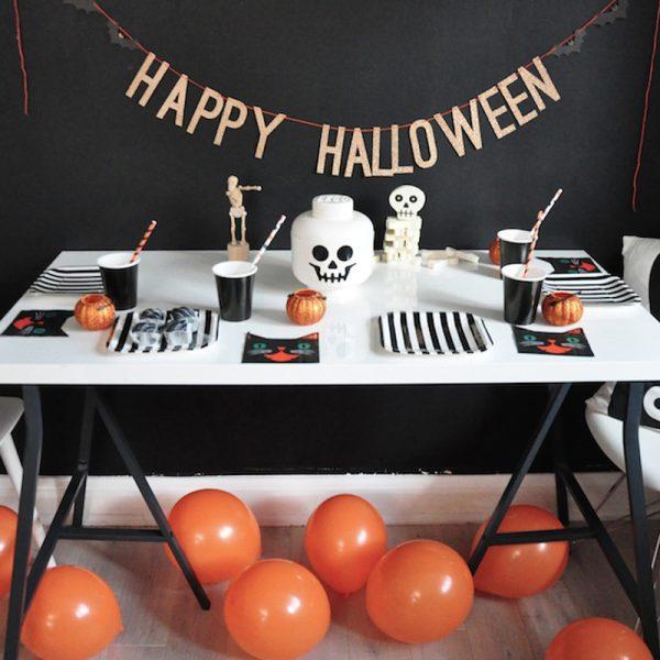 Fiesta de Halloween TERRORÍFICAMENTE divertida con Little Lulubel