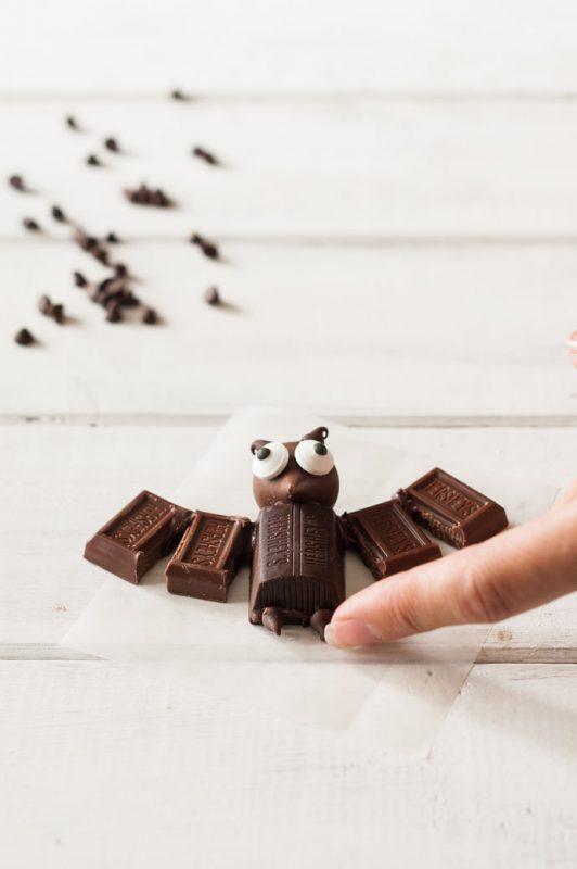 murcielagos-de-chocolate-para-halloween-recetas-para-peques