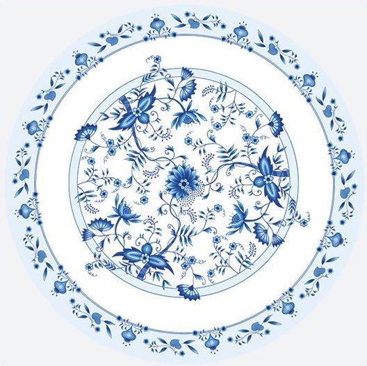 plato-de-flores-para-decoracion-de-fiestas-infantiles