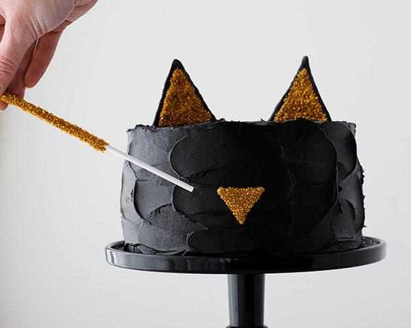preciosa-tarta-gato-negro-halloween