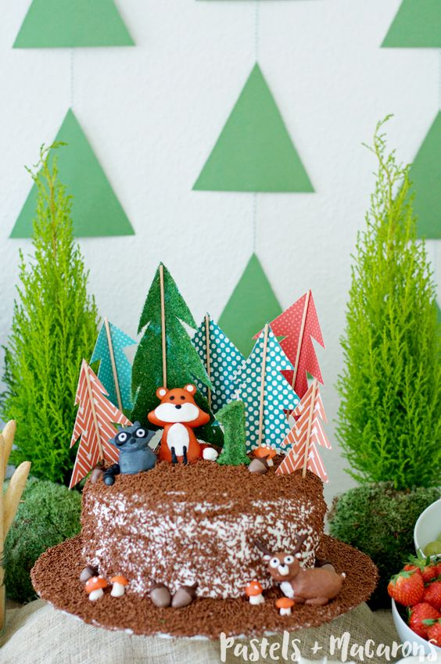 recetas-infantiles-de-tartas-bosque