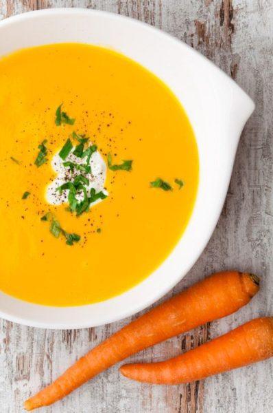 recetas-para-bebes-crema-de-zanahoria