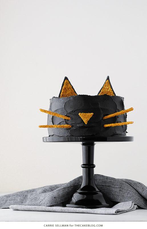tarta-con-forma-de-gato-negro-para-halloween