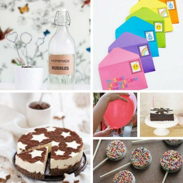 Cómo organizar un cumpleaños infantil paso a paso