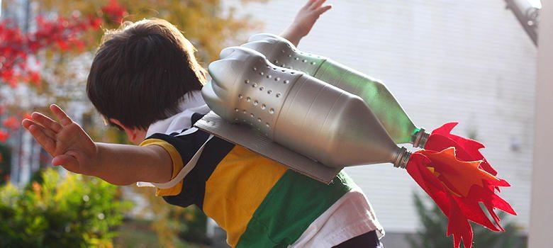 Actividades para Niños: Cohete Casero