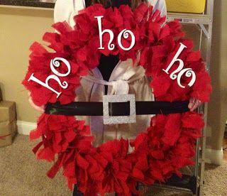 corona-para-decorar-en-navidad-papa-noel