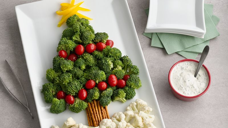 Receta de Navidad para Vegetarianos