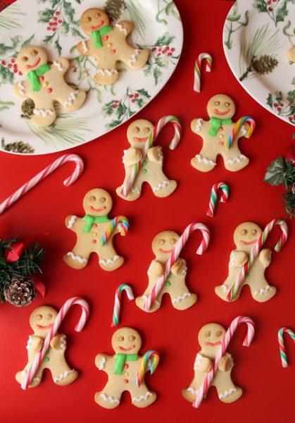 Recetas de Navidad: Galletas de Jengibre
