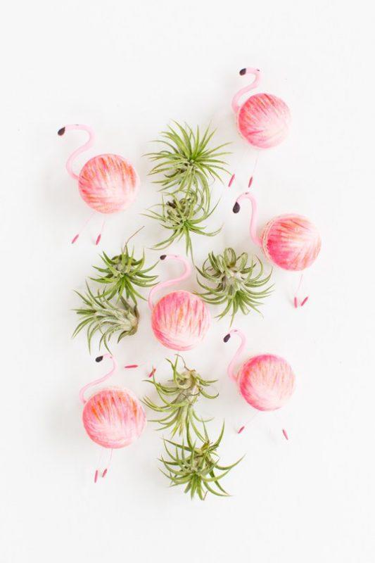 ideas-para-presentar-macarones-fiesta-hawaiana