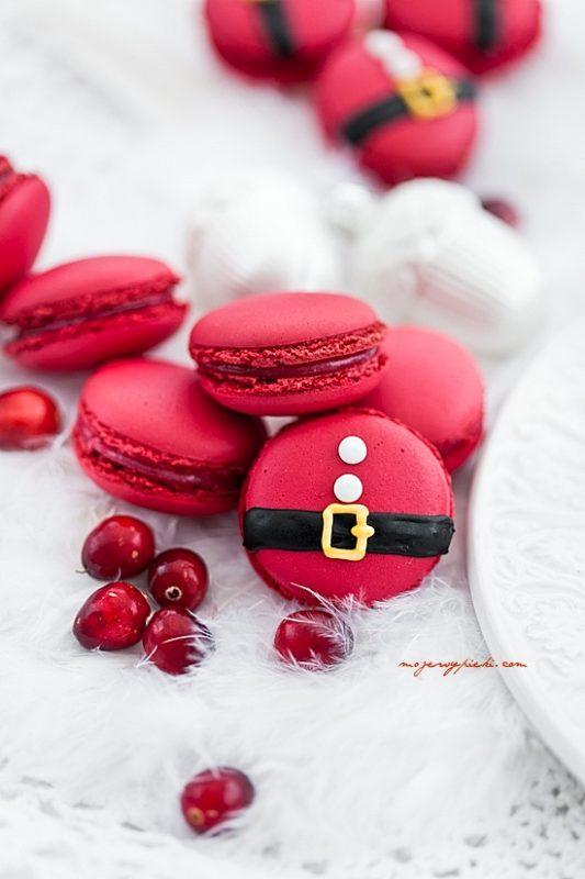 macarons-para-navidad-receta