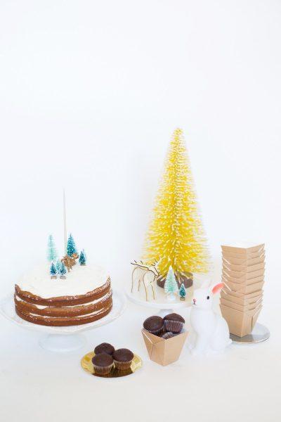 Ideas para un Primer Cumpleaños de Invierno