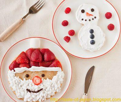 Recetas para Niños: Tortitas para Navidad