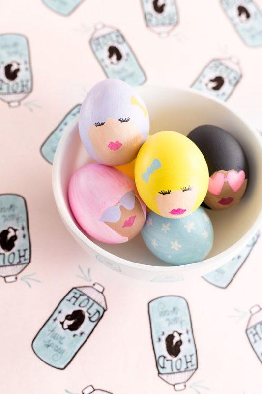 10 Ideas Para Decorar Huevos De Pascua Fiestas Y Cumples