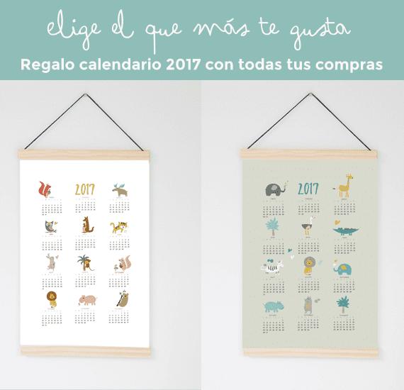 ¿Necesitas Calendario de este Año? ¡¡MenudosCuadros.com te lo Regala!!