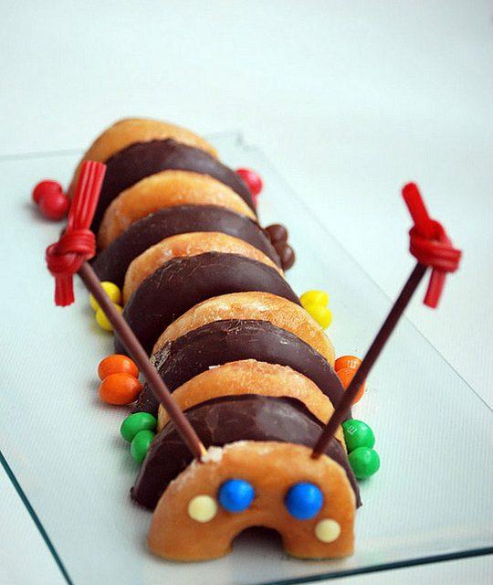 Receta Original con Donuts para Fiestas