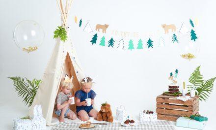 Decoración de Fiestas Infantiles: ¡Fiesta de Exploradores!
