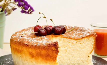 Receta de Tarta de Queso Esponjosa: ¡El Secreto!
