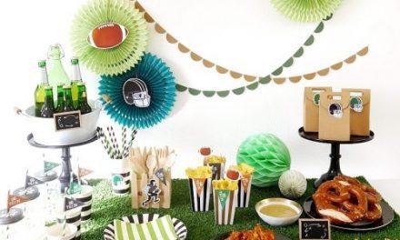 Fiesta Infantil de Deportes: ¡ideas para decorar!