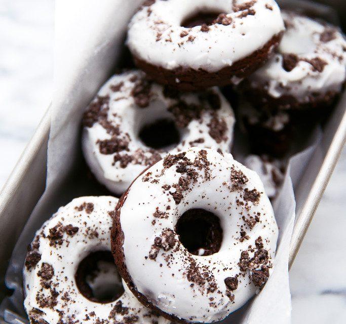 Donuts de Oreo