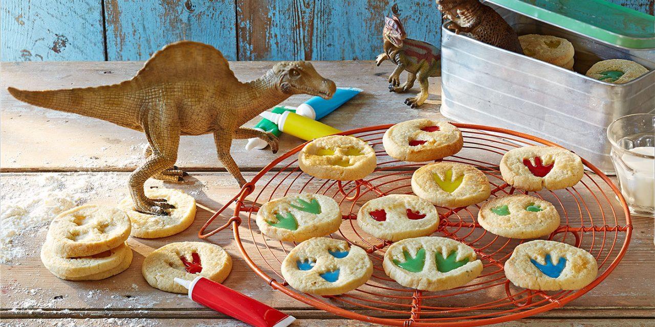 Galletas de dinosaurios: originales y deliciosas