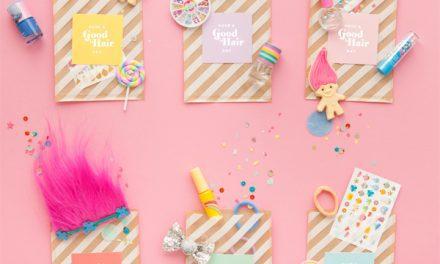 Fiesta infantil de Trolls: ideas para hacer fiestas temáticas en casa