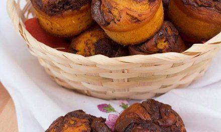 Muffins de calabaza: receta infantil