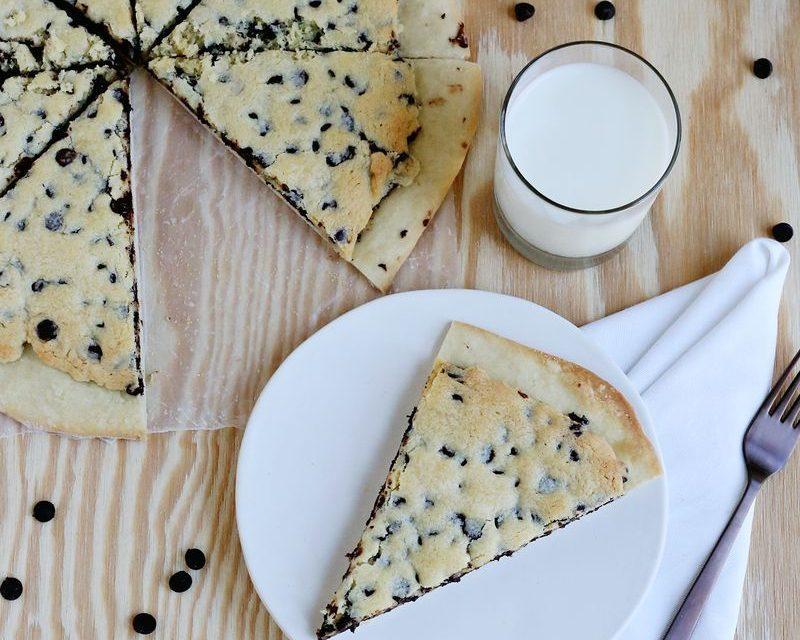Pizza de chocolate: recetas infantiles para cumpleaños