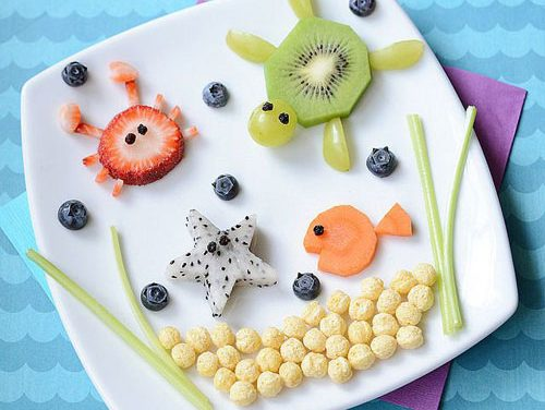 15 meriendas para niños saludables y divertidas