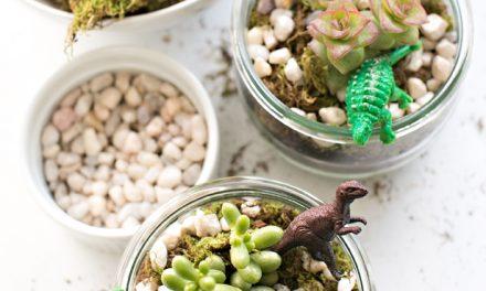 Manualidades infantiles con dinosaurios