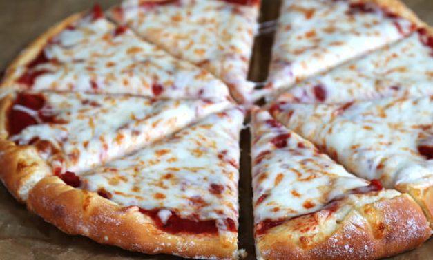 Receta de pizza sin gluten para fiestas infantiles
