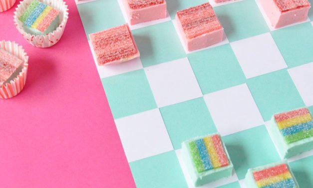 El juego de damas más rico: ¡querrás perder! Recetas originales para niños