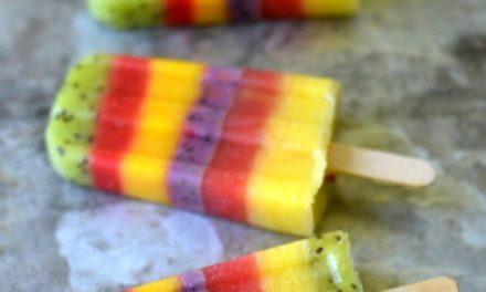 Helados de frutas caseros para niños: ¡sanos, ricos y fresquitos!