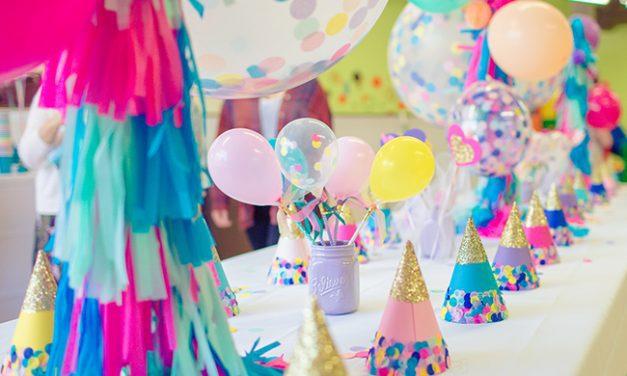 Fiesta de princesas para niñas: ideas para organizar una fiesta temática infantil