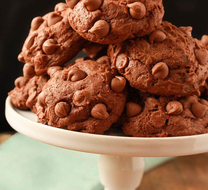 Galletas de brownie: receta original para fiestas infantiles