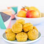 Muffins de zanahoria para bebés (¡sin azúcar!)