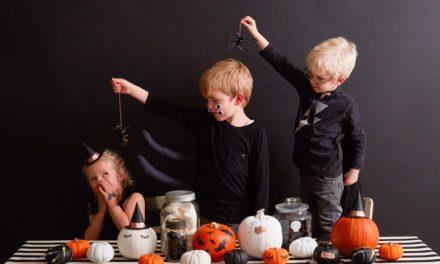 Sorprende en tu fiesta de Halloween con las ideas de Little Lulubel