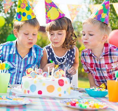 Organizar un cumpleaños durante la pandemia.