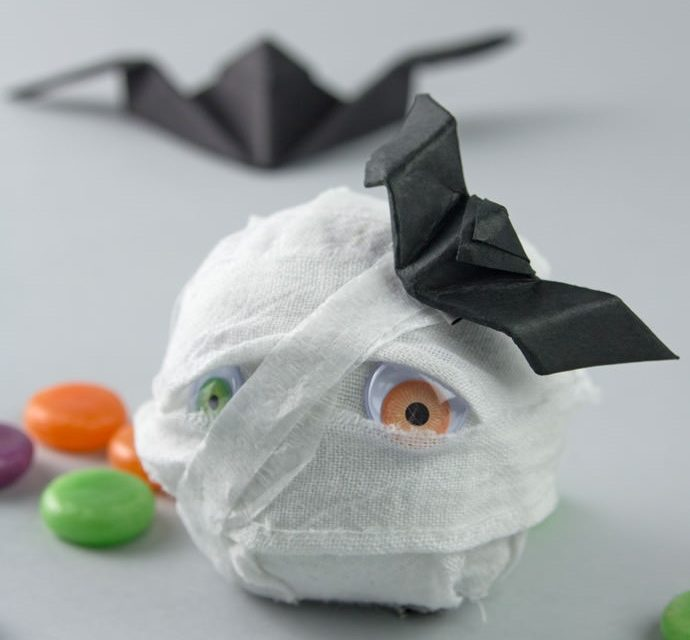 Momias Sorpresa de Halloween