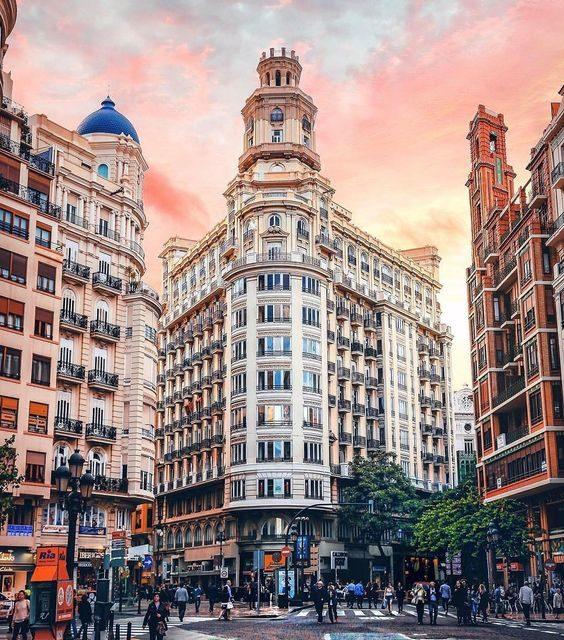 Escapada divertida de fin de semana con niños a Valencia