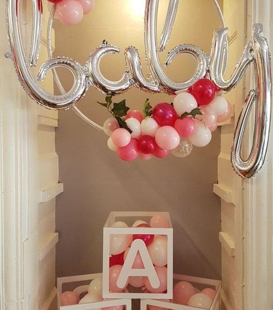 Ideas económicas y exclusivas para hacer tu baby shower
