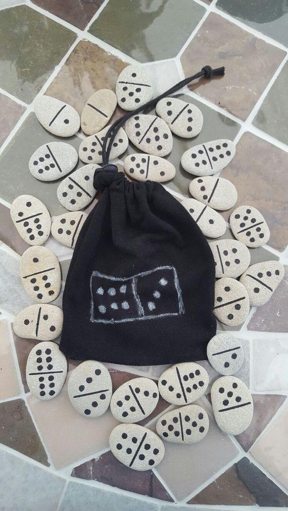 juegos con piedras