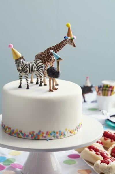 tartas cumpleaños