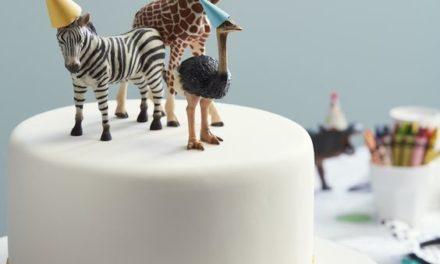 Ideas para hacer las tartas más divertidas de cumpleaños infantiles
