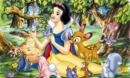 Cuento de Blancanieves en inglés