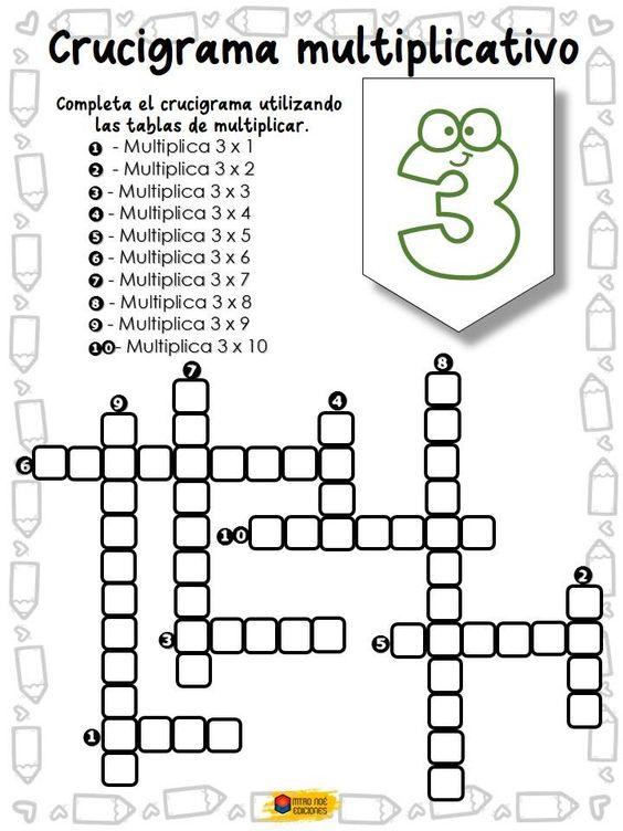 juegos para aprender las tablas de multiplicar online
